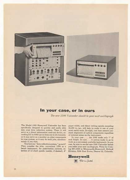Honeywell 1508 Visicorder Oscillograph (1961)