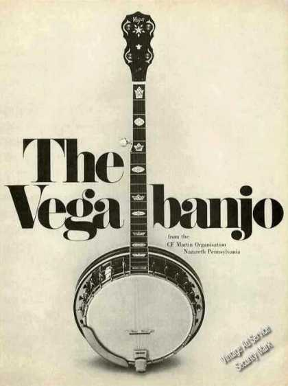 The Vega Banjo Photo (1975)