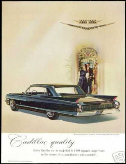 Black Cadillac Fleetwood 60 Sixty Special Car (1962)