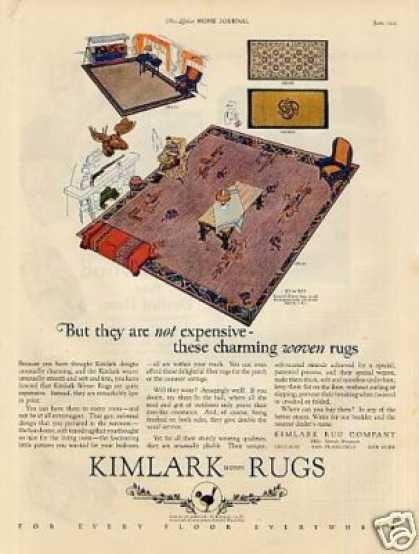 Kimlark Rugs Color (1925)