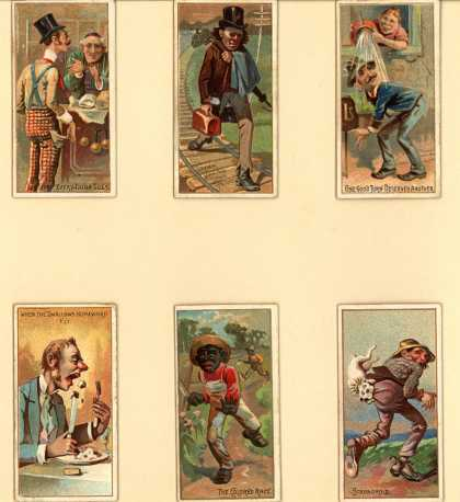 W. Duke Sons & Co.'s Duke's Cigarettes – Jokes – Image 6