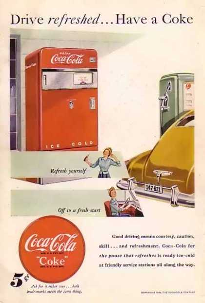 Coke Service Station (1948)