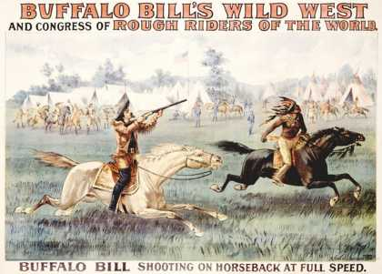 Buffalo Bill's Wild West, Congress