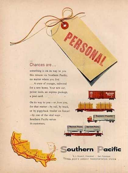 Southern Pacific Railroad (1956)
