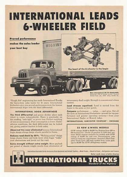 International Harvester RF-195 Roadliner Truck (1953)