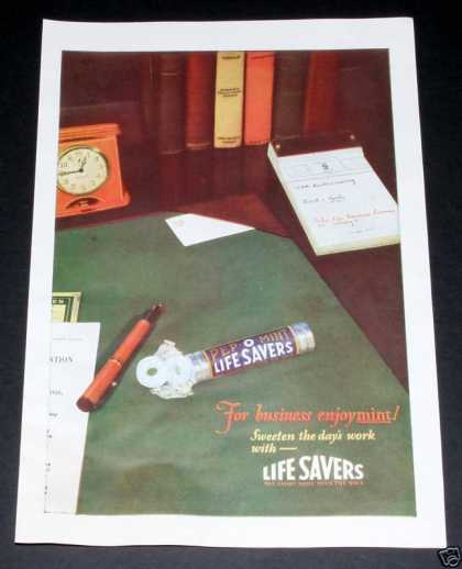 Life Savers Pep-o-mint (1929)