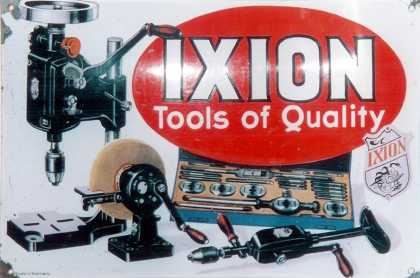 Australia – Ixion Tools of Quality