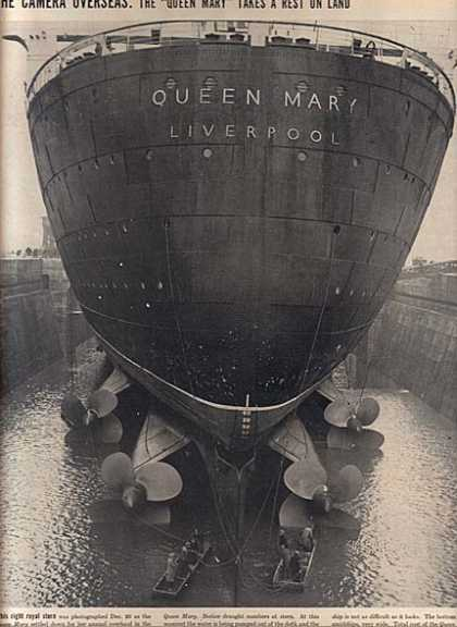 Queen Mary (1938)