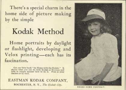 Kodak – Kodak Method (1913)