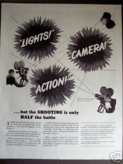 J. Walter Thompson Industrial Motion Pictures (1945)