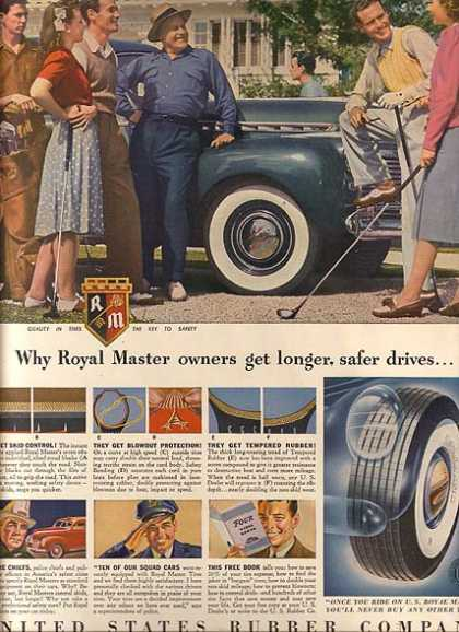 United States Rubber Co.'s Royal Master (1941)