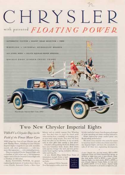 Chrysler, USA (1932)