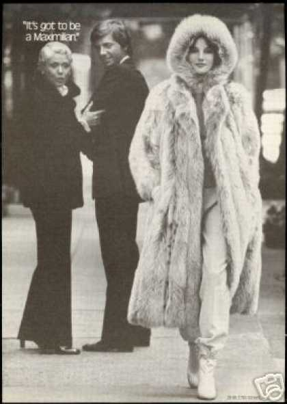 Pretty Woman NYC Maximilian Fur Coat (1977)