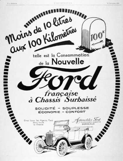 Ford Model T (1924)