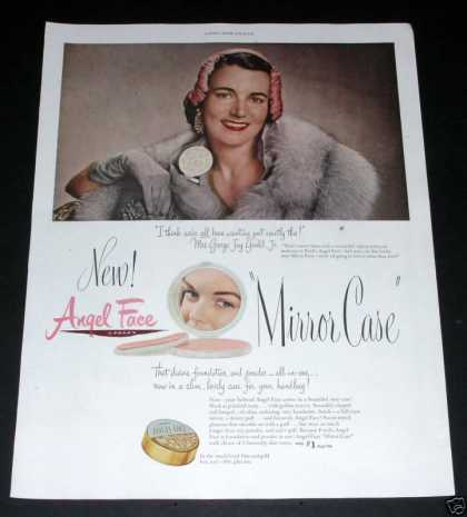 Ponds Angel Face, Mirror Case (1950)