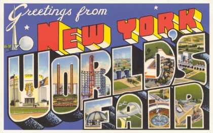 Greetings from New York World's Fair (1939)