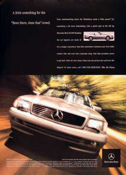 Mercedes SL 500 Roadster (1998)
