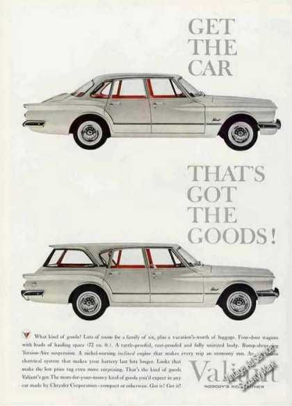 "Plymouth Valiant ""Nobody's Kid Brother"" (1960)"