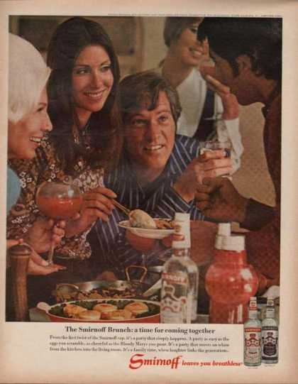 Smirnoff Vodka Leaves You Breathless (1970)