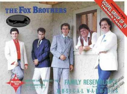 Fox Brothers Picture Gospel Music Promo (1989)