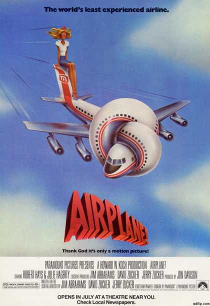 Paramount's Airplane (1980)