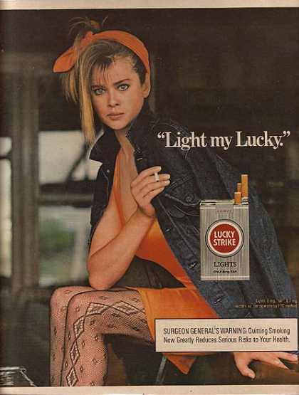 Lucky Strike (1987)