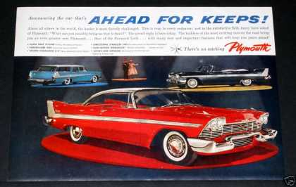 1958 Plymouth, for Keeps (1957)