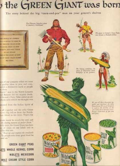 Green Giant (1946)