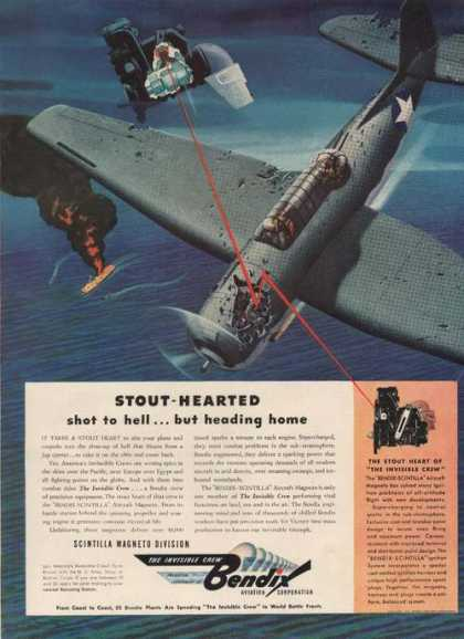 Stout Hearted Bendix Aviation (1942)