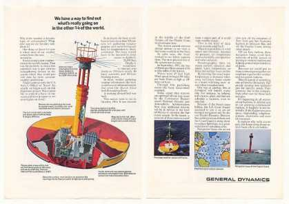 General Dynamics Weather Station Buoy (1971)