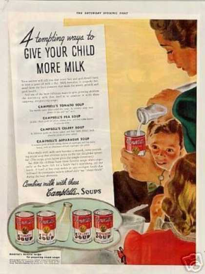 Campbell's Soups (1938)