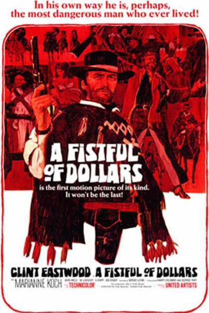 A Fistful of Dollars (1964)