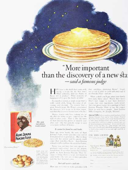 Aunt Jemima Pancake Flour