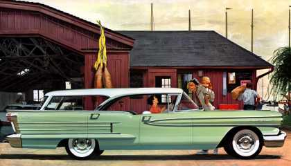 Oldsmobile Dynamic 88 Fiesta (1958)