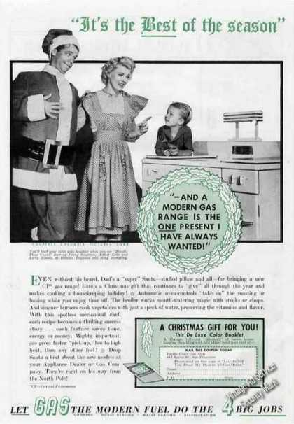 A Modern Gas Range Dagwood & Blondie (1940)