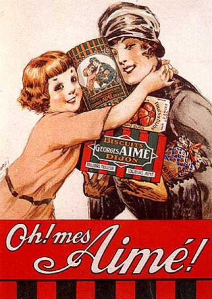 Biscuits Aime (1930)