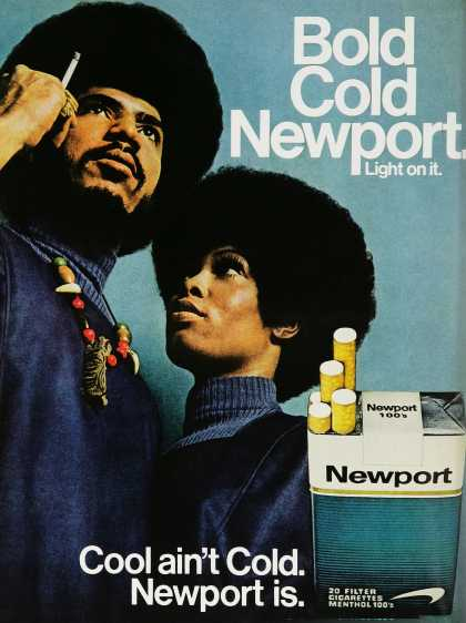 Newport Filter Cigarettes