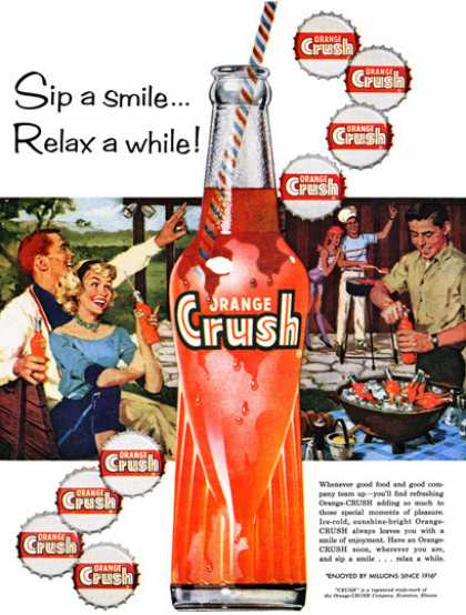 Orange Crush (1959)