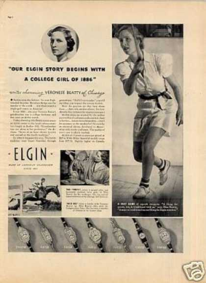 Elgin Watches (1937)