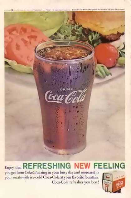Coke New Feeling (1961)