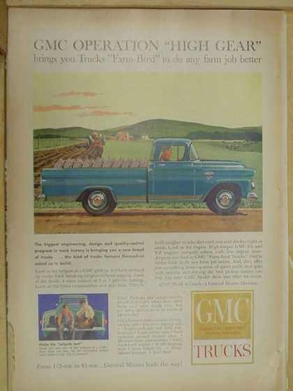 GMC Trucks Operation High Gear (1959)