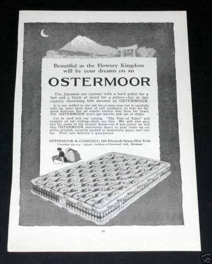 Ostermoor Mattress, Dreams (1918)