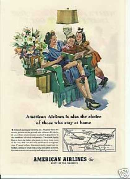 American Airlines Familys Choice (1941)