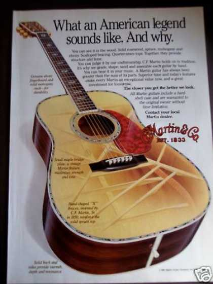 C.f. Martin Guitars Music (1992)