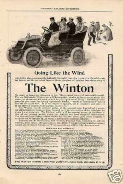 Winton Car (1903)