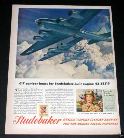 Studebaker War Production (1944)