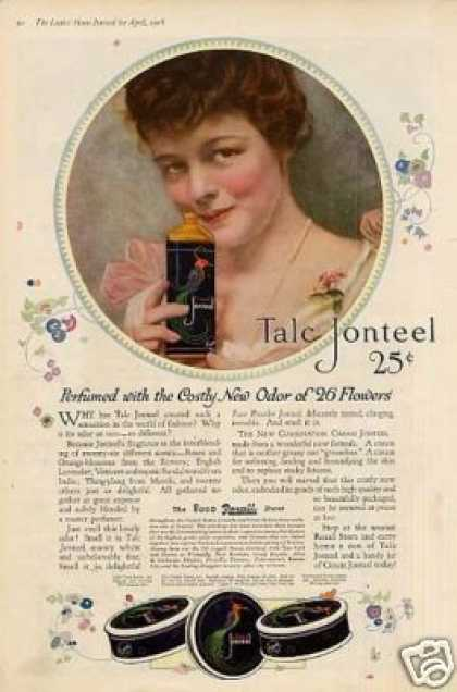 Jonteel Talc Color (1918)