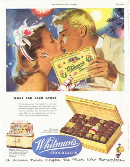 Whitman's Chocolates (1949)