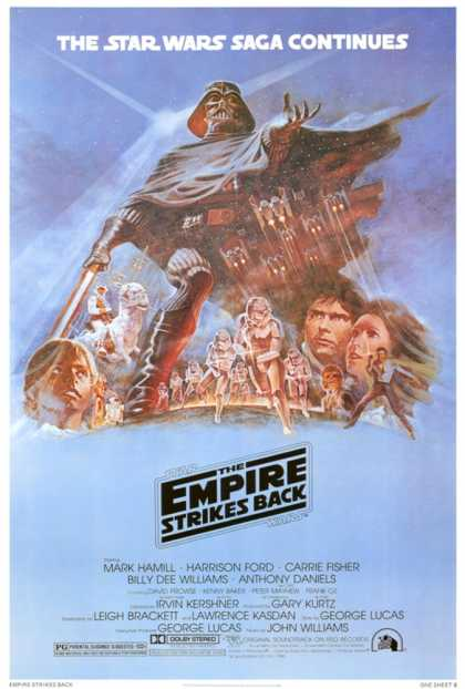 Star Wars- The Empire Strikes Back (1980)