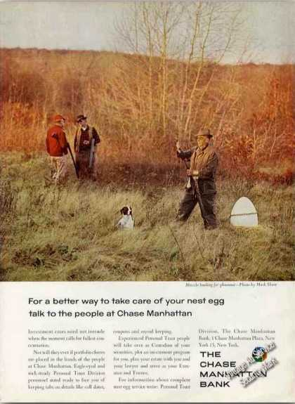 Muzzle Loading for Pheasant Chase Manhattan (1962)